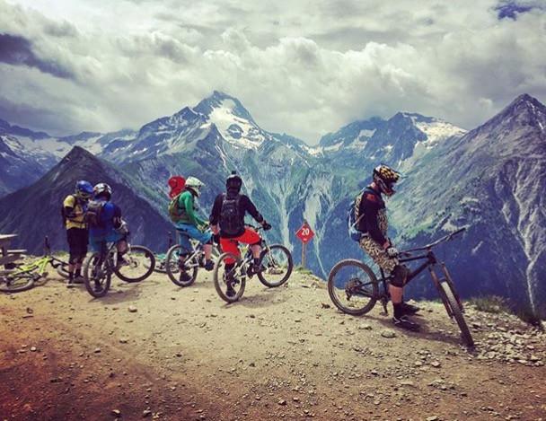 Les 2 Alpes trip 2016