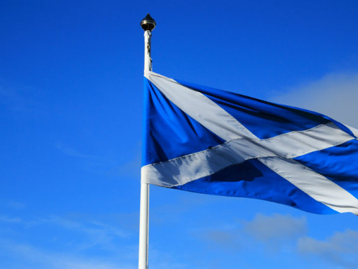 """""""And be a nation again"""" -   an independent Scotland is now inevitable."""