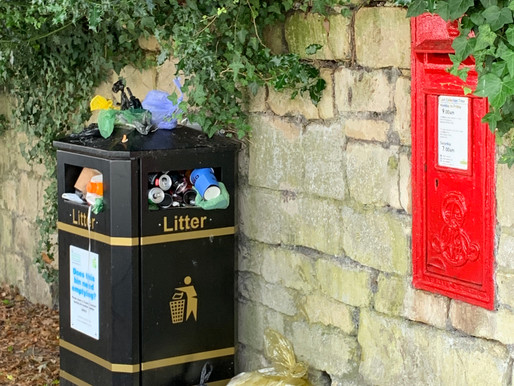 Why do the British litter? What can we learn from Japan and France?