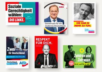 A Letter from Germany. Elections in Germany: Confusion Mounts!