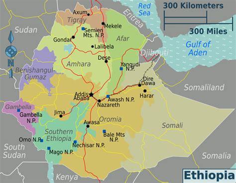 Ethiopia: where ethnicity trumps nationalism. Abiy's dilemma