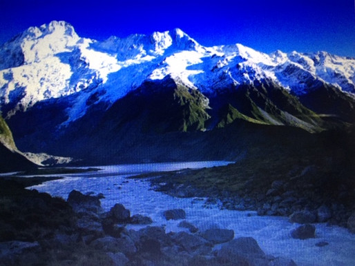 The Last Ice in Africa - The Ruwenzori or the Mountains of the Moon