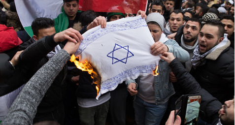 Letter from Germany: Anti-Semitism is on the Rise