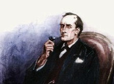 Did Sherlock Holmes really exist?