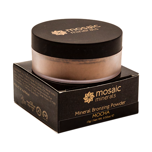 Bronzer mineralny MOCHA 2g