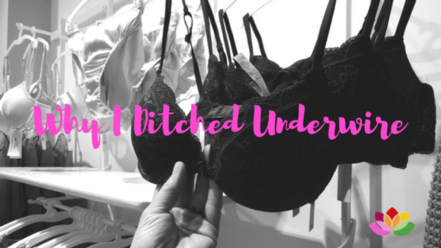 Why I ditched Underwire | Lymphatic System | Lymph Nodes | Bras | Women's Health