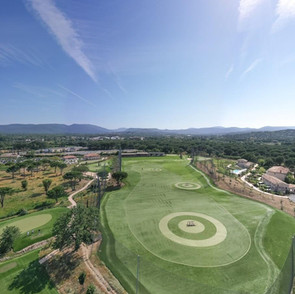 GOLF UP, The Coolest Golf Facility in France