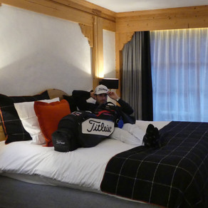Le M de Megève, Luxury Trickshot in the French Alps