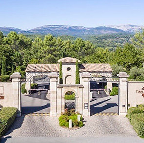Staying at Terre Blanche Resort, A European Tour Destination