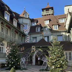Le Normandy, Best Hotel in Deauville, France