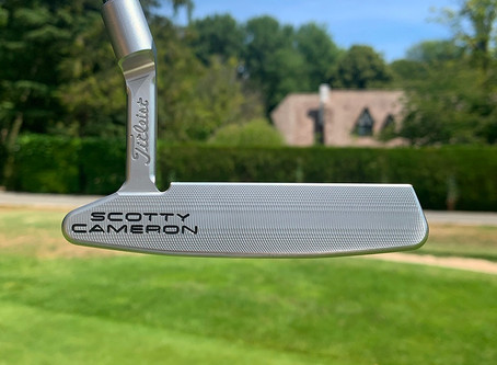 Introducing My New Scotty Cameron Putter