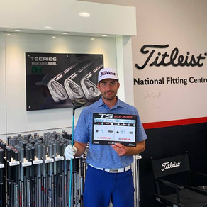 Experiencing the Titleist National Fitting Centre