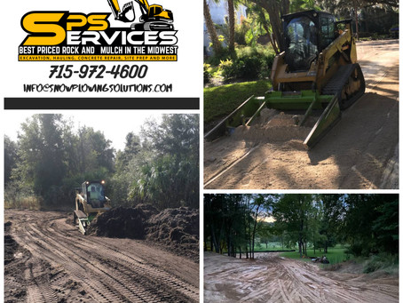 Grading and Site Preparation