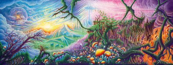 """Boundless Dream"" Canvas Print"