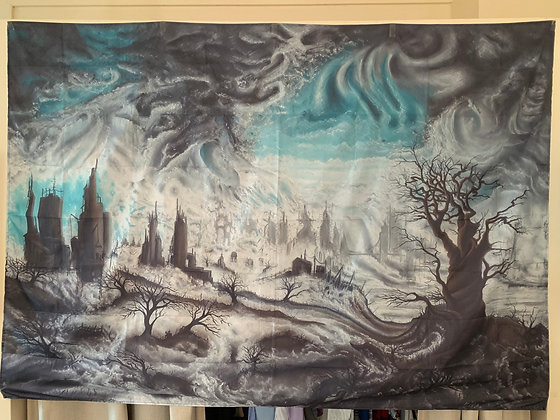 """""""A New Dawn"""" Tapestry"""