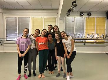 cursus danse études école de dase isadora (Montuçon 03)