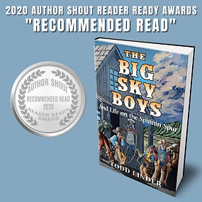 The Big Sky Boys - Recommended Read - 20