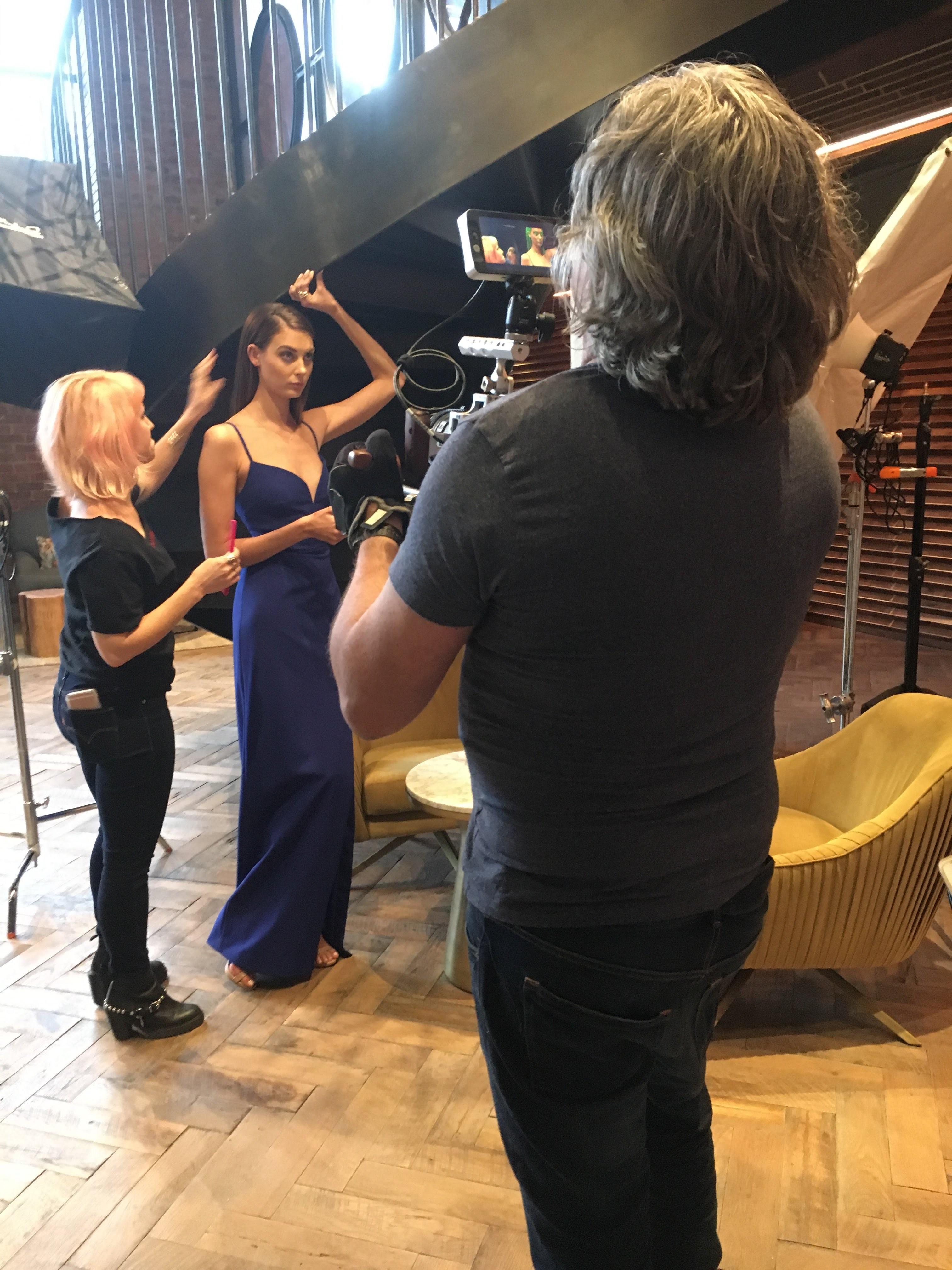 Best Fashion Videographer new York