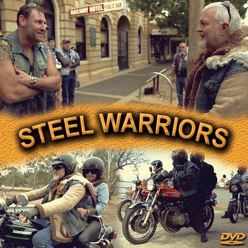 STEEL WARRIORS DVD  (15 Minute) Short Movie