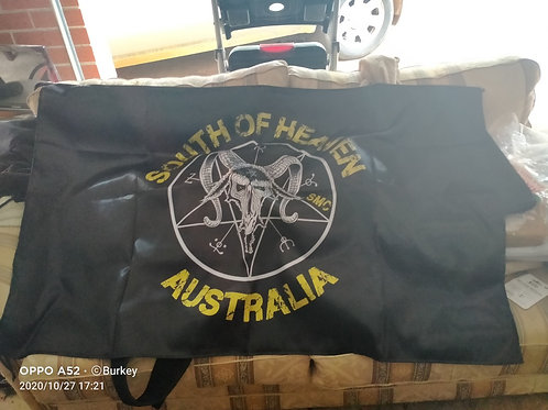 Full Members Only Double sided Flag