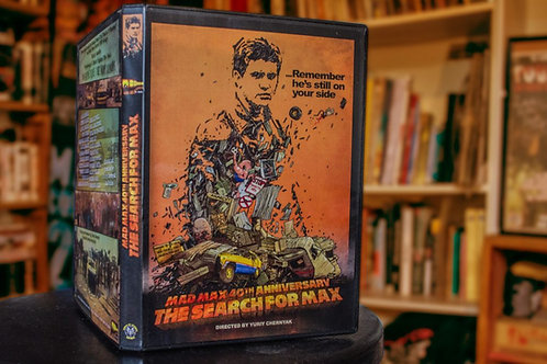 Mad Max 40th Anniversary DVD