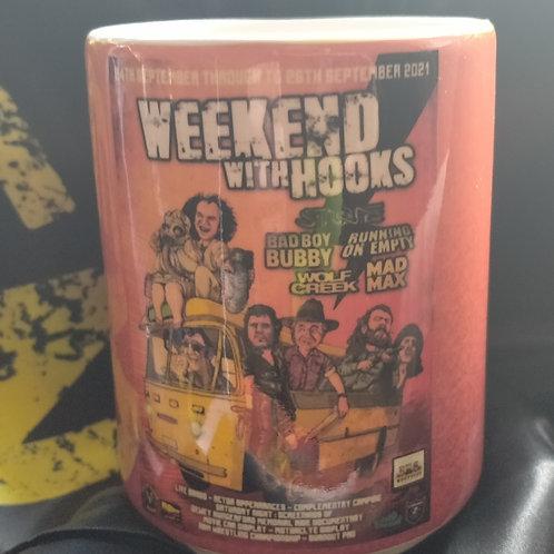 Weekend With Hooks Mug