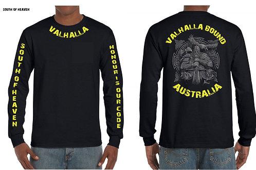 Valhalla Bound T Shirt Long sleeve Associate