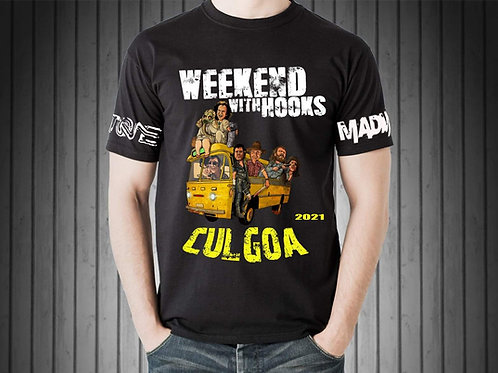 Weekend With Hooks Short Sleeve