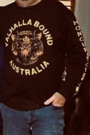 Valhalla Bound T shirts