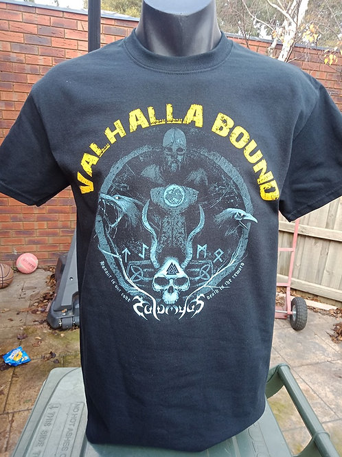 VALHALLA BOUND Short Sleeve