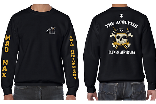 The Acolytes 40th Anniversary Jumper