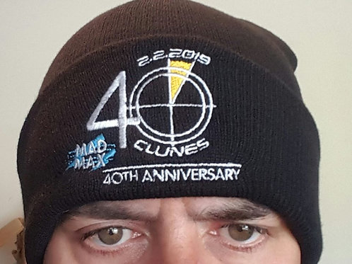 Mad Max 40th Anniversary beanie