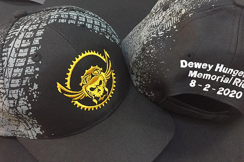 Dewey Hungerford Memorial Ride Caps
