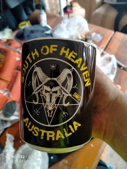 Full Members Only South Of Heaven Smc Mug