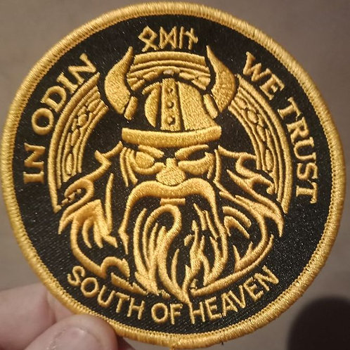 In Odin We Trust Faith Patch