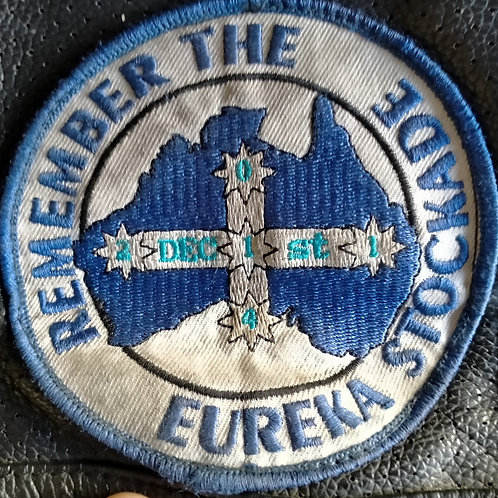 Remember the Eureka Stockade Patch
