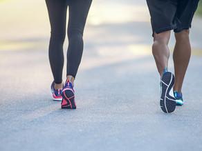 Se remettre au sport avec la marche