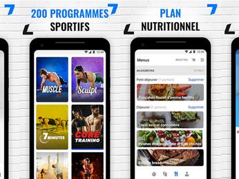 5 applications - Sport et Santé