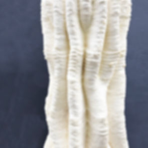 Mycelium 3d print column
