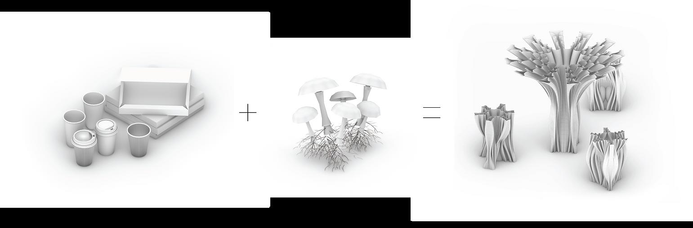 Waste & Mycelium
