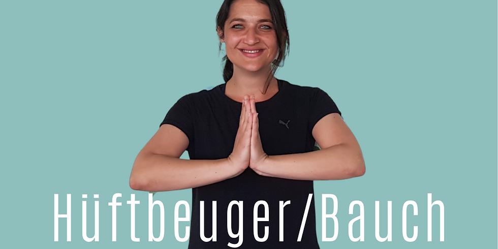 "Faszien Yoga Special ""Hüftbeuger/Bauch"""