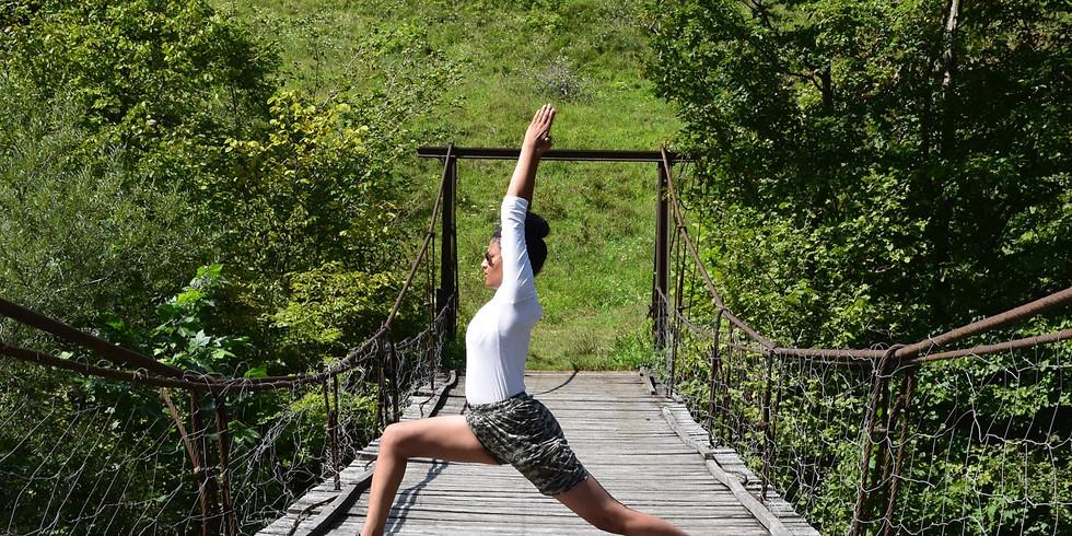 Iyengar Yoga Workshop - Hüftöffner