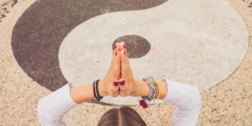 Yin & Yang Yoga - Happy Sunday - Online Workshop