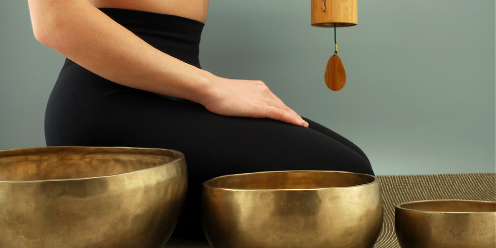 Candle Light Yin Yoga mit Klangschalen
