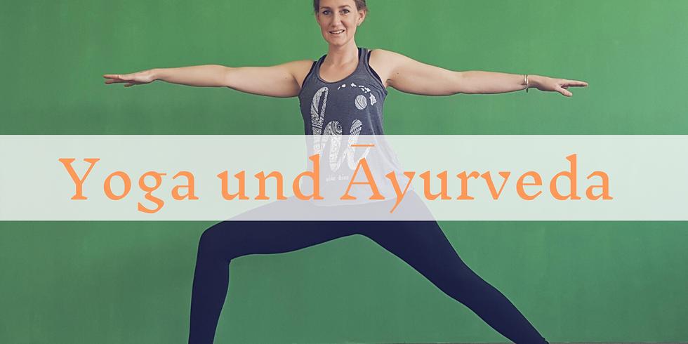 Yoga & Ayurveda - Online Workshop