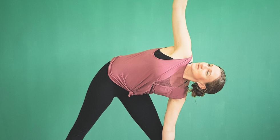 """3 in 1 Yoga"" Online-Workshop"