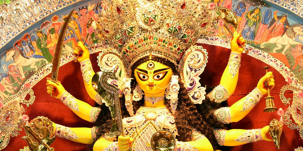 Entdecke die Kraft der indischen Göttinnen - Online Kurs