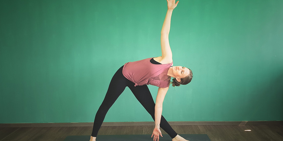 3 in 1 Yoga Schnupper-Workshop