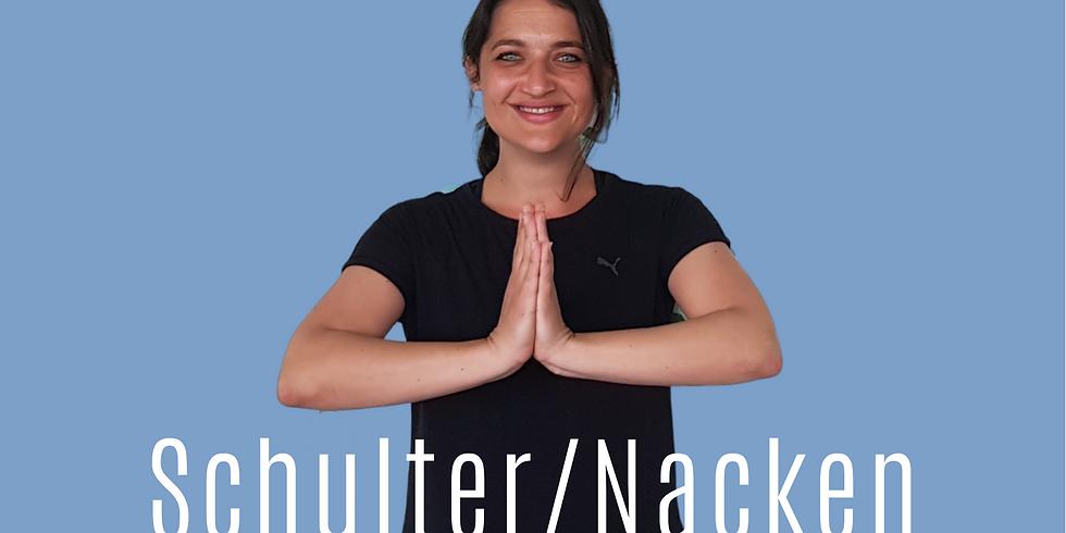 "Faszien Yoga Special ""Schulter/Nacken"""