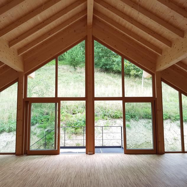 NeueWelt Haus Buchet, Yogaraum